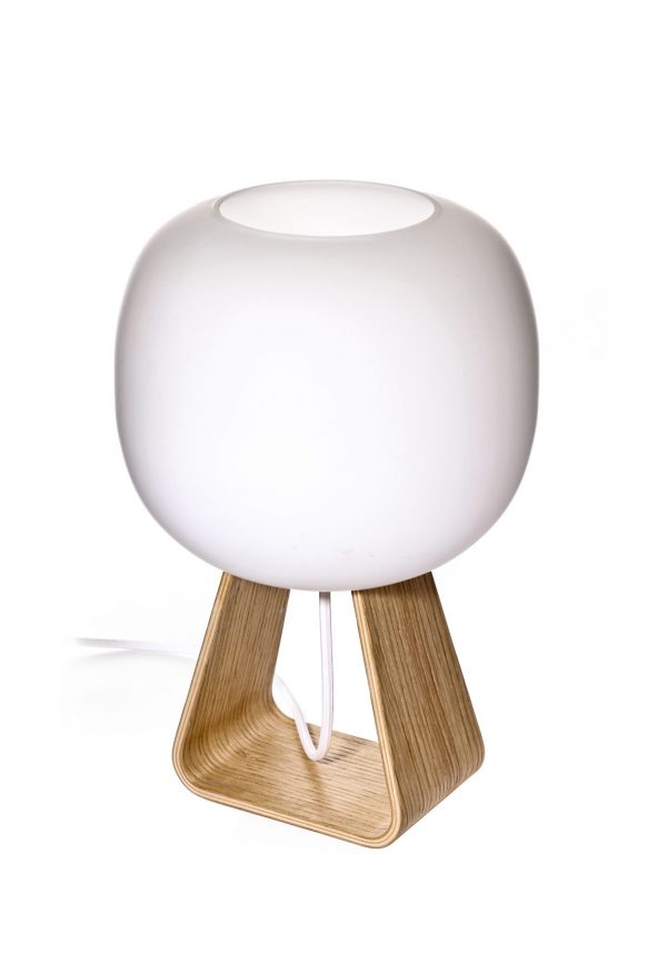 Toad table lamp himmee timo niskanen