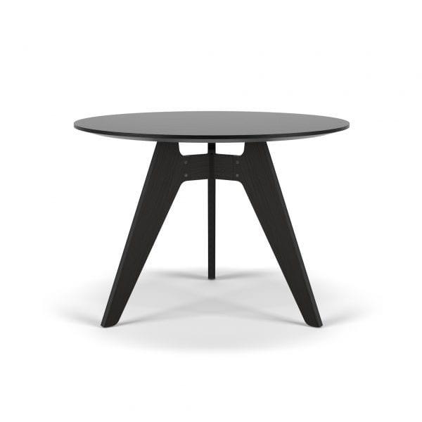 LAVITTA BLACK 100CM TABLE   BELLA CASA LONDON