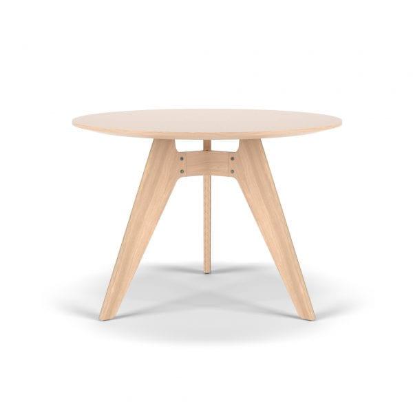 LAVITTA OAK 100CM TABLE   BELLA CASA LONDON