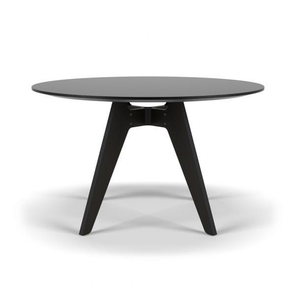 LAVITTA BLACK 120CM TABLE   BELLA CASA LONDON