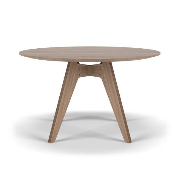 LAVITTA DARK OAK 120CM TABLE   BELLA CASA LONDON
