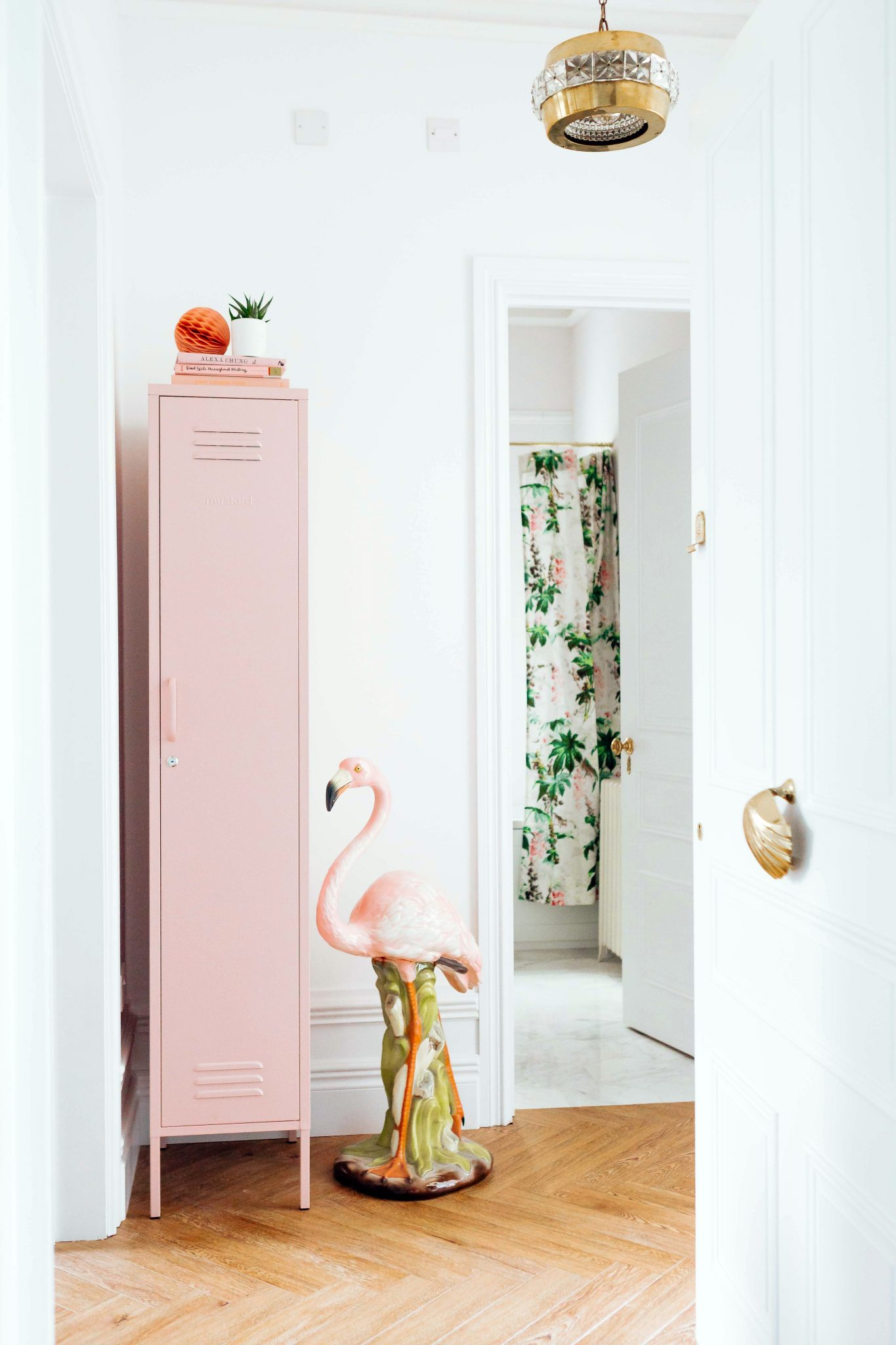 Skinny Locker Blush Bella Casa London