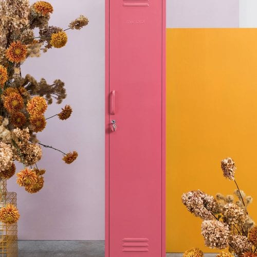 The Skinny Locker In Berry
