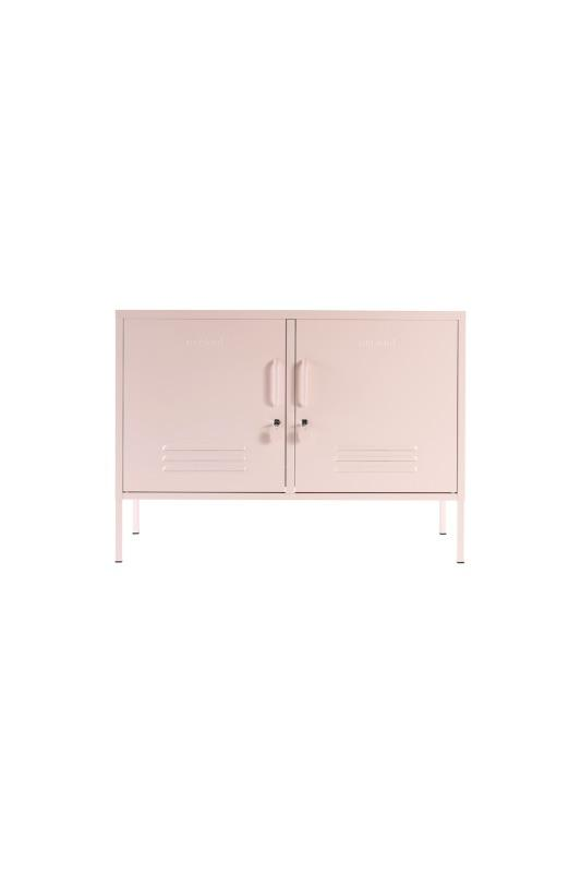 The Lowdown In Blush Front View Image