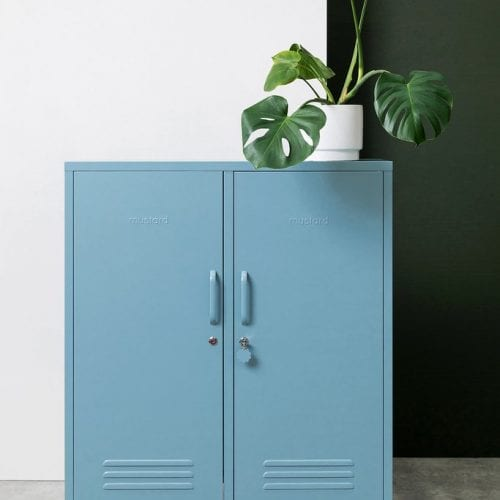 The Midi In Ocean Blue Lifestyle image