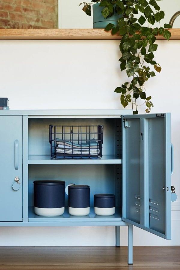 The Lowdown Ocean Locker With Adjustable Shelf