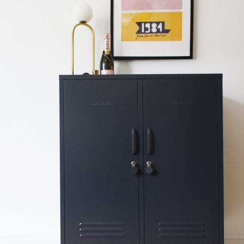 The Midi Slate Grey Styled Locker Image