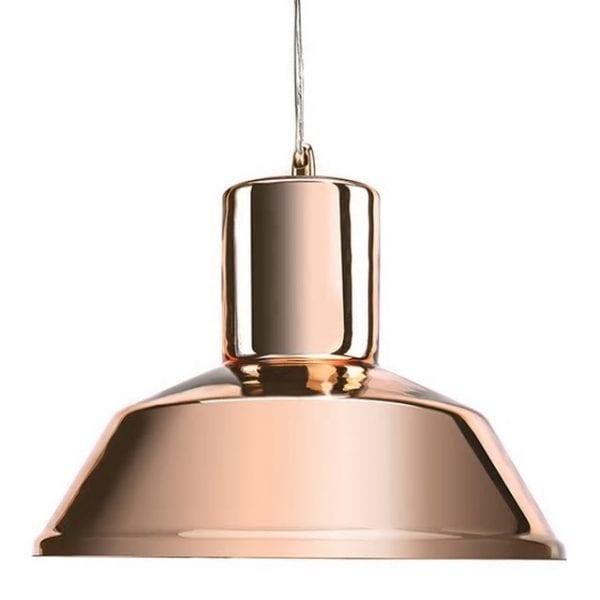Copper Factgory Industrial Pendant