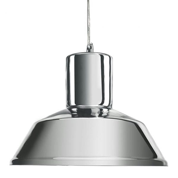 Chrome silver Factory Industrial Pendant lamp