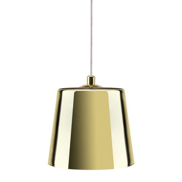 KIKI Gold Glass Pendant Lamp