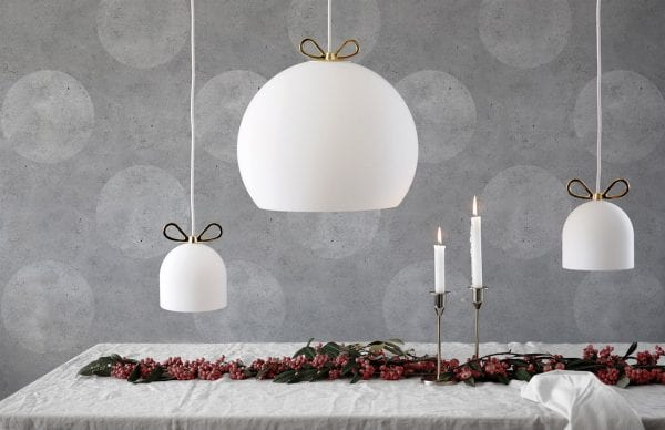 Mini Wing Pendant Lamp & Wing Pendant Lamp