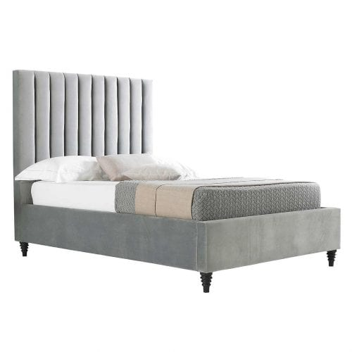 Hammersmith Ottoman Bed Grey