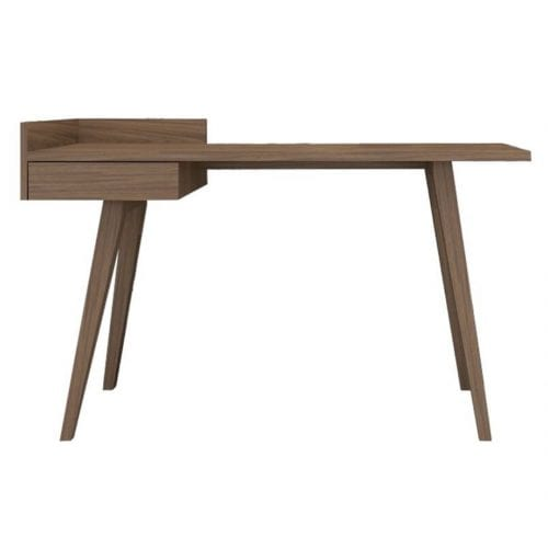 Hawick Walnut Desk Mid-Century Design