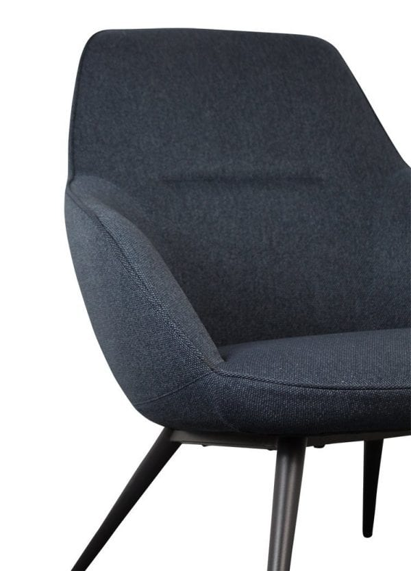 Suburb Navy Accent Chair