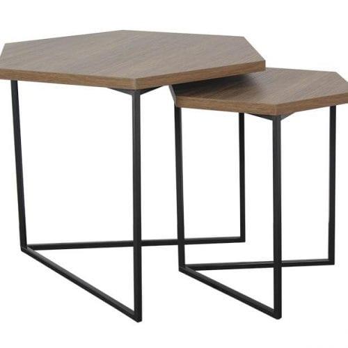 CANN HEX NEST OF TABLES | BELLA CASA LONDON