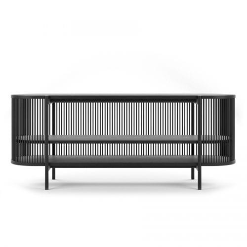 BASTONE SIDEBOARD BLACK | BELLA CASA LONDON