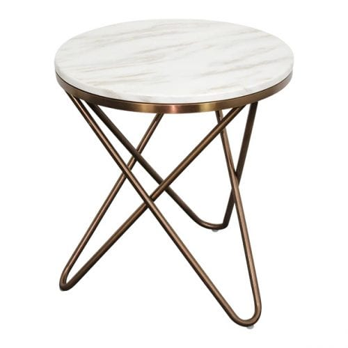 REGAL SIDE TABLE | BELLA CASA LONDON